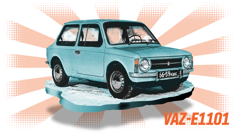 Illustration for article titled Here's The Cutest Soviet Car You've Never Heard Of