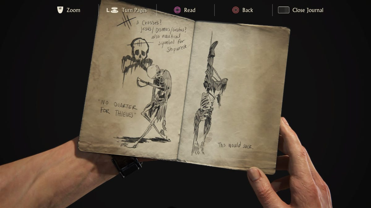 Uncharted 4 Drakes Best Journal Excerpts