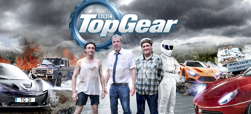 Top Gear One Of Only Three BBC Shows Being Considered For North Korea - British car show bbc