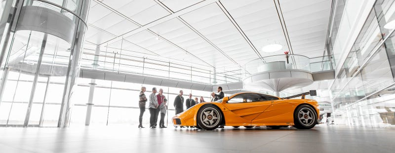 Apple In Talks To Buy McLaren: Report [UPDATE: McLaren Says No]