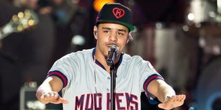 J. Cole (Gilbert Carrasquillo/Getty Images)