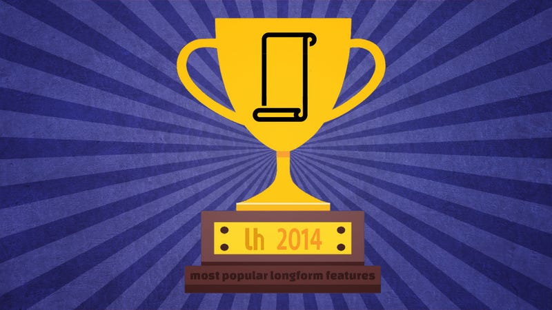 Illustration for article titled Most Popular Features and Essays of 2014
