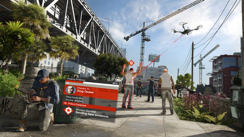 Watch Dogs 2 Receiving Free 4 Player Co-op Mode in April