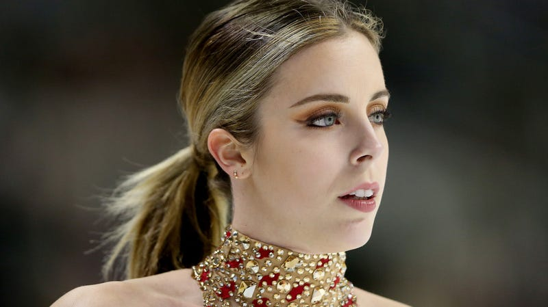 Illustration for article titled Ashley Wagner, Olympic Figure Skater, Writes About Being Sexually Assaulted at 17