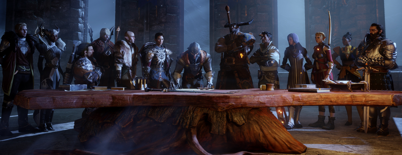 Illustration for article titled More Hints That Dragon Age And Mass Effect Are In The Same Universe