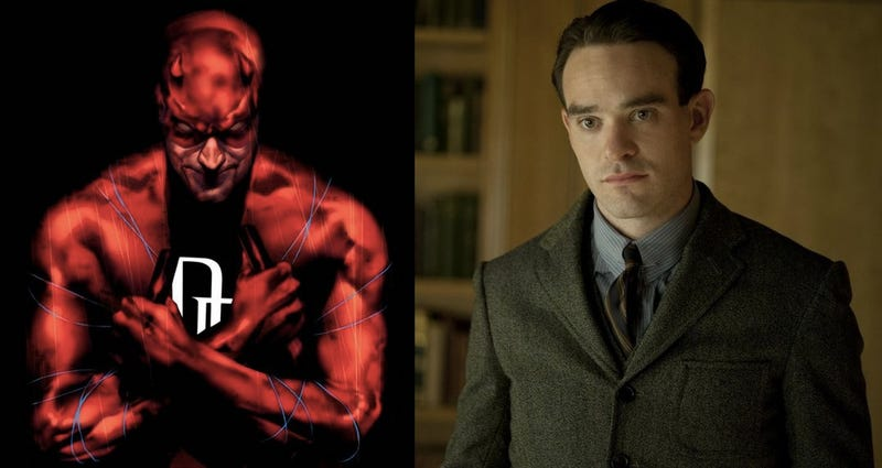 Illustration for article titled Marvel's New Daredevil Is Charlie Cox