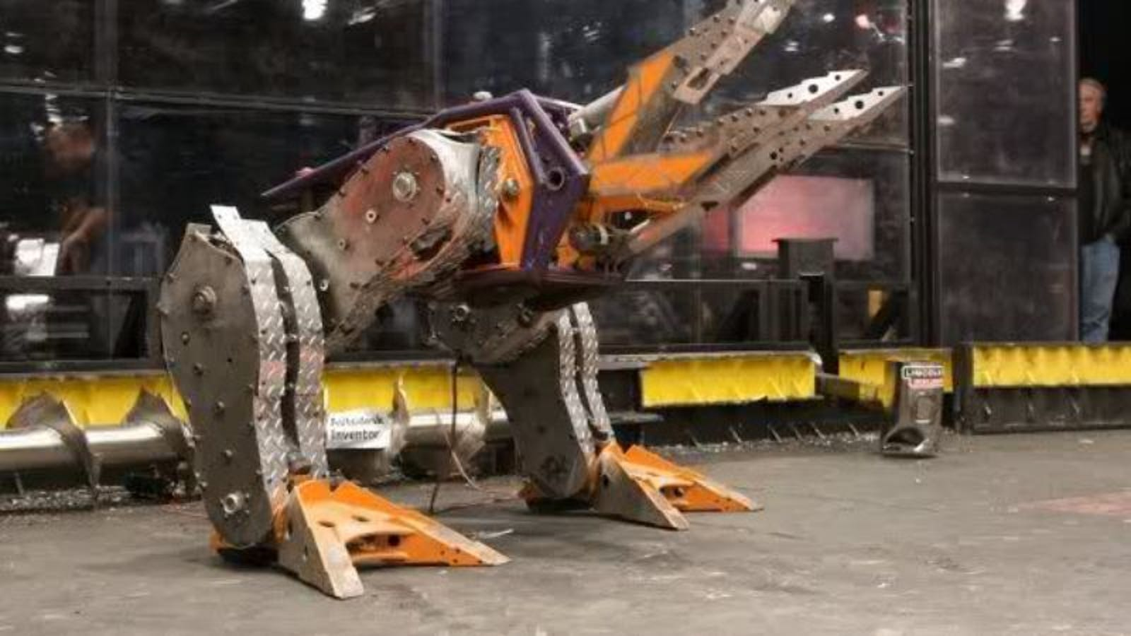 Abc Is Reassembling Battlebots For More Mechanized Carnage