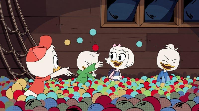 W Ducktales Ducktales' ...