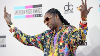 Recording artist 2 Chainz at the 2013 American Music Awards at Nokia Theatre L.A. Live Nov. 24, 2013, in Los AngelesJason Merritt/Getty Images
