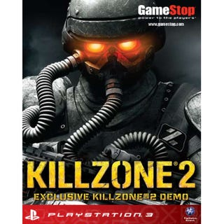 Illustration for article titled Gamestop Offering Demo With Killzone 2 Reserves