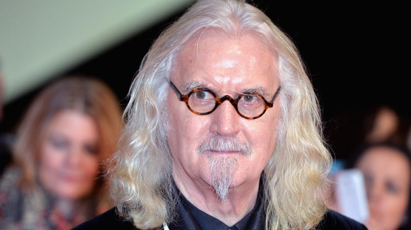 "Illustration for article titled Legendary actor and comedian Billy Connolly says his life is ""slipping away"" and he's ""near the end"""
