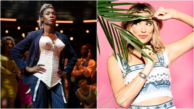 Pose feels the love, and so, one assumes, does Love Island