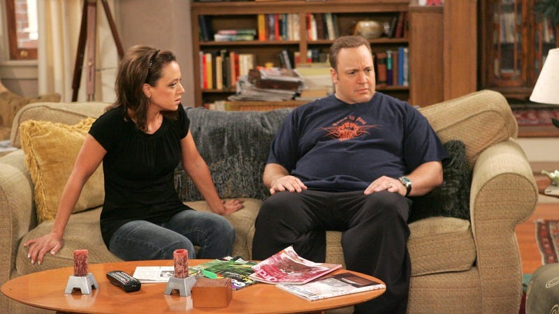 Illustration for article titled Kevin James hears an anguished nation's cries, is returning to television
