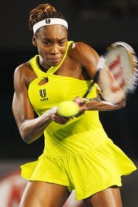 Illustration for article titled Venus Williams Disappoints Oreo Double Stuff Marketing Department