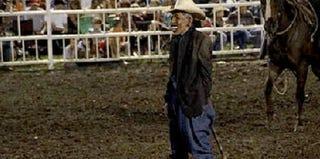Obama rodeo clown at Missouri State Fair (Facebook)