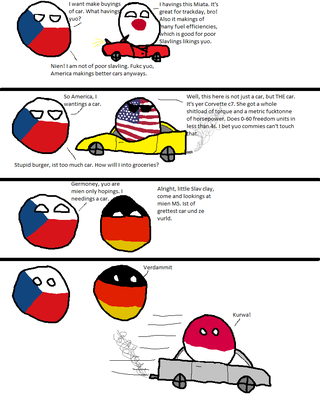 Illustration for article titled WHO MADE THIS POLANDBALL. I DEMAND TO KNOW
