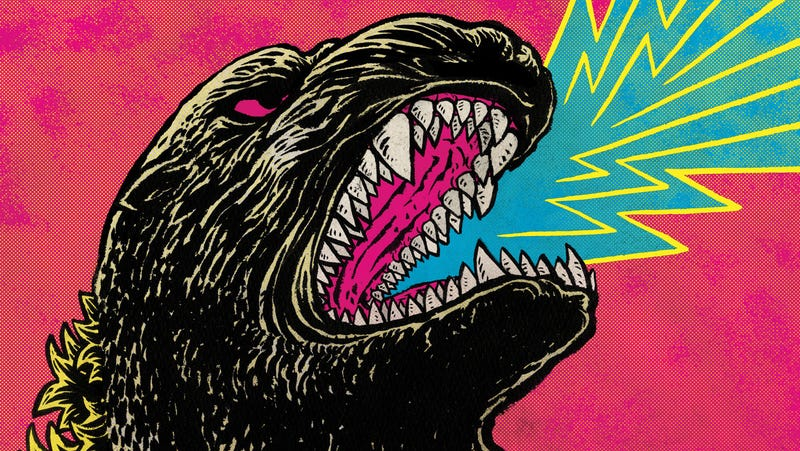 Illustration for article titled Criterion to celebrate its 1000th release with an 8-disc set of Godzilla movies