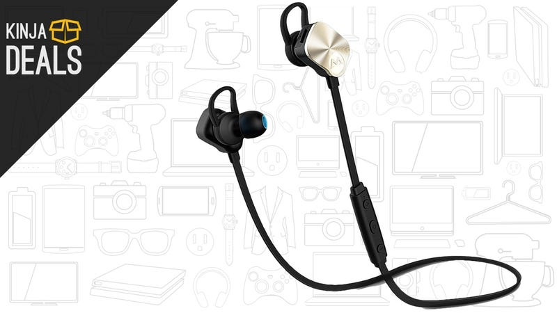 Illustration for article titled Mpow's Newest Bluetooth Headphones Are Just $20