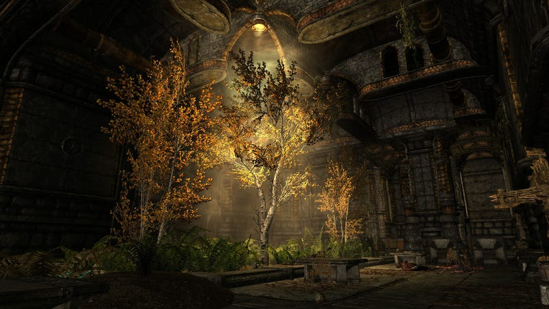 Illustration for article titled New Skyrim Mod Is Basically A Skyrim Expansion