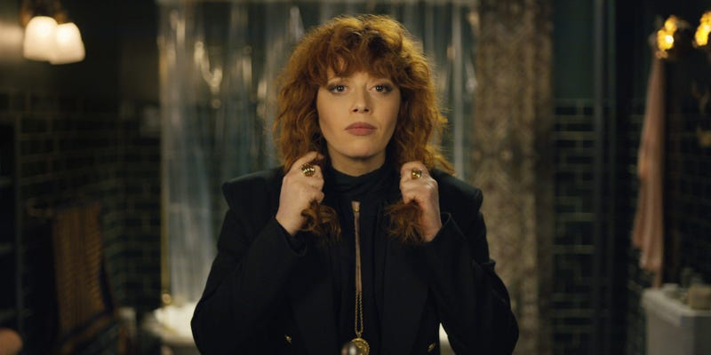 Natasha Lyonne stars in Russian Doll