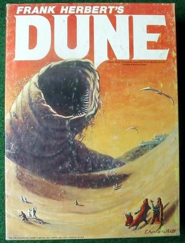 Illustration for article titled Did Dune Ruin Science Fiction Novels?