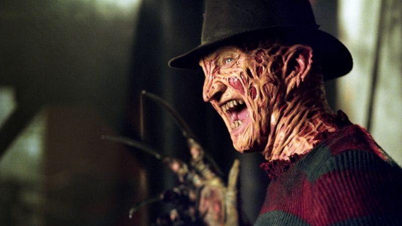Illustration for article titled Revisiting all 8 of Freddy's nightmares, the richest of the slasher franchises