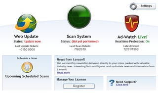 Illustration for article titled Ad-Aware Adds Antivirus, Scheduled Scans to Free Version