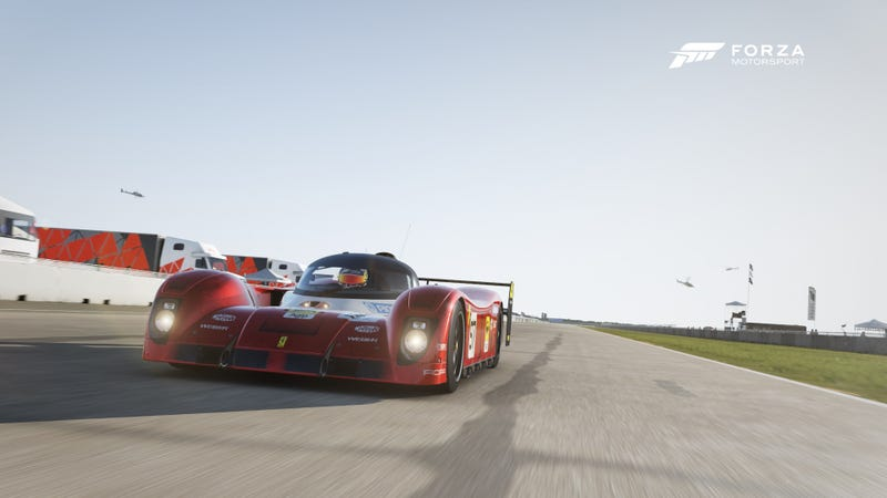 Illustration for article titled Reddit Le Mans Series V Round 1 Is Tonight