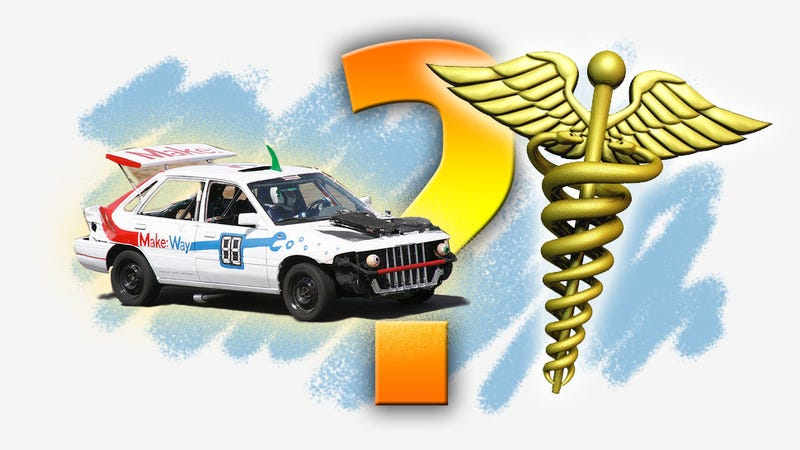 Illustration for article titled Should We Require Pre-Race Physicals For Amateur Racing?