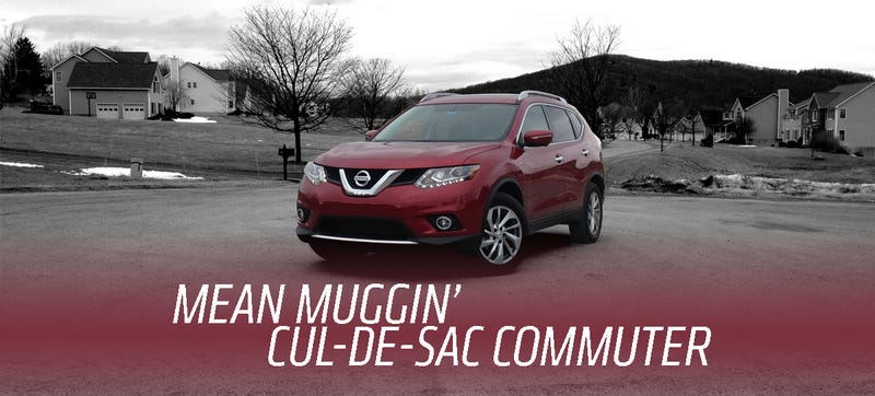Illustration for article titled 2014 Nissan Rogue SL AWD: The Truck Yeah! Review