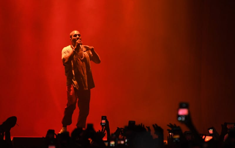Kanye West performs during the Meadows Music & Arts Festival on Oct. 2, 2016, in Queens, N.Y.ANGELA WEISS/AFP/Getty Images