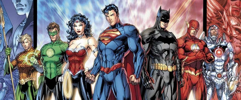 Illustration for article titled If DC reboot the reboot to the DC universe, what would you want to see?