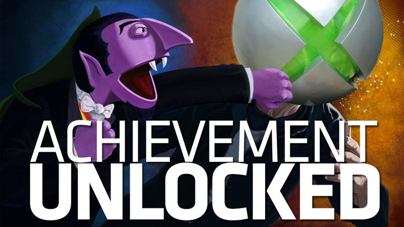 Illustration for article titled Xbox Live's Achievement Numbers Are Slightly Terrifying