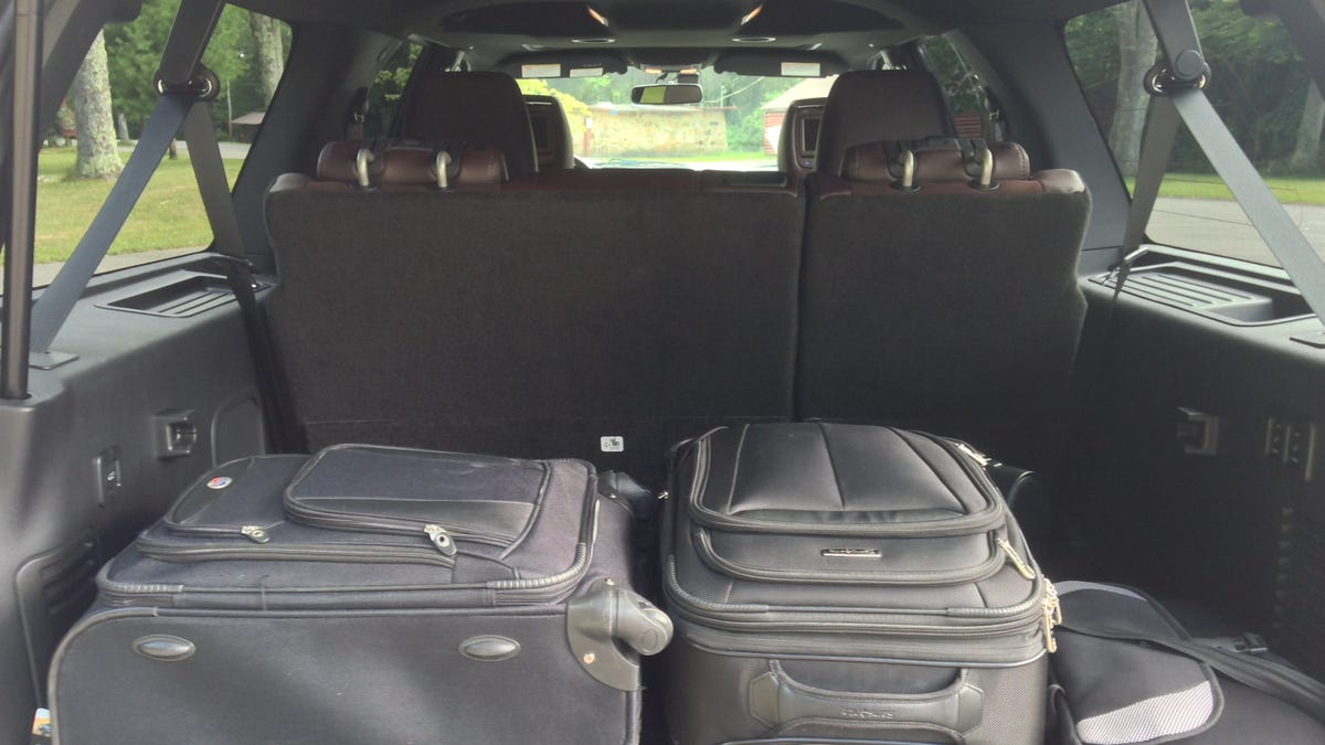 Believe It: The 2015 Ford Expedition Is Better Than The