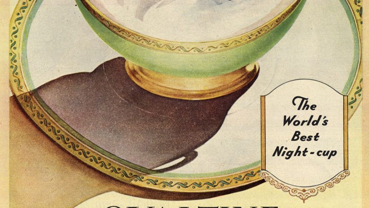 The enduring appeal of nightcaps Ovaltine and Horlicks