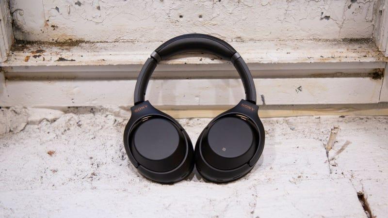 Auriculares Sony WH1000XM3 de segunda mano con cancelación de ruido   $280   AmazonFoto: Gizmodo
