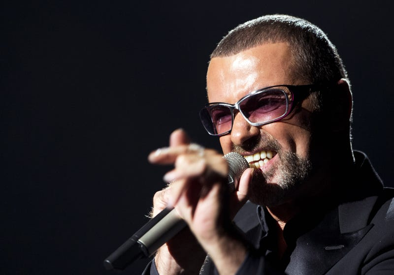 British singer George Michael in 2012MIGUEL MEDINA/AFP/Getty Images