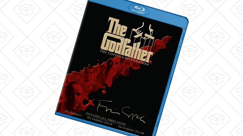 The Godfather Collection, $17