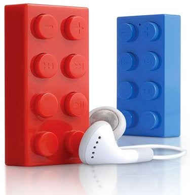 Illustration for article titled LEGO MP3 Players Are Not Official, Look Great Anyway