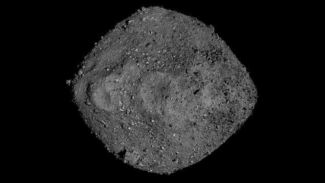 NASA Refines Threat Posed by Potentially Hazardous Asteroid Bennu