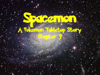 Illustration for article titled Spacemon - Chapter 9: Into the Void