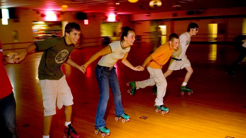 Illustration for article titled Report: You're Actually Saving Money With Roller Rink Membership