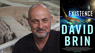 David Brin On The Need To Restore Optimism To Science Fiction
