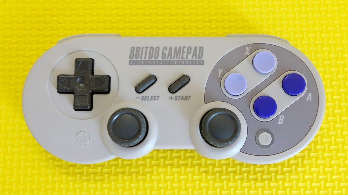 Retro gamer pad 69