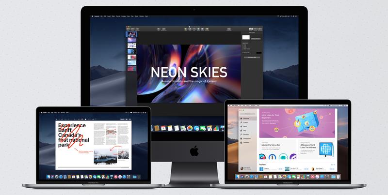 Illustration for article titled Las mejores funciones que llegarán al Mac con macOS 10.14 Mojave