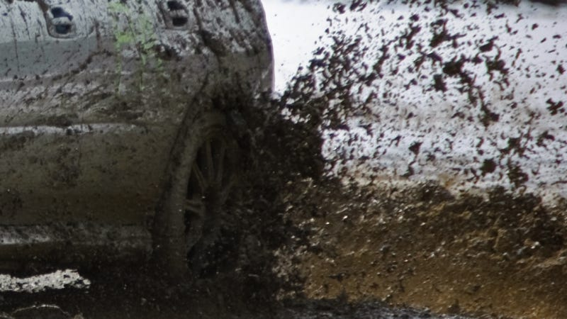 Illustration for article titled This Japanese Car Brand Goes Off-Roading More Than Land Rover