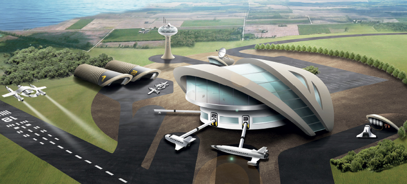 Illustration for article titled The British Government Has Backed Plans to Build a UK Spaceport