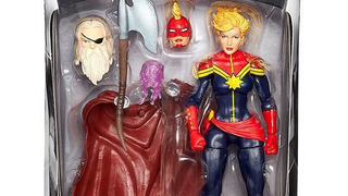Illustration for article titled Carol Danvers is finally getting the action figure she deserves