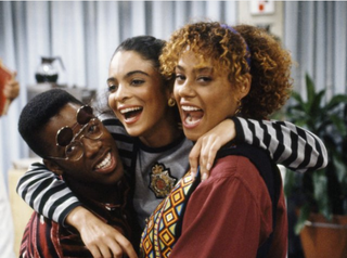 Kadeem Hardison, Jasmine Guy and Cree Summer fromA Different WorldIMDb