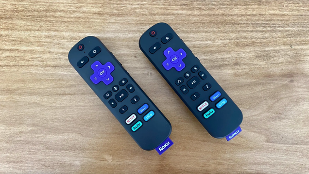 Here s What s Going on With the Roku Remote Pro s Streaming Buttons